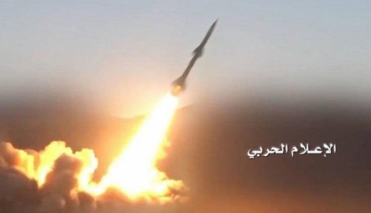 Riyad'a Füze Saldırısı