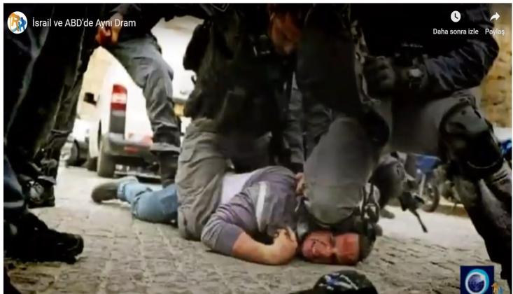 İsrail ve ABD'de Aynı Dram /VİDEO