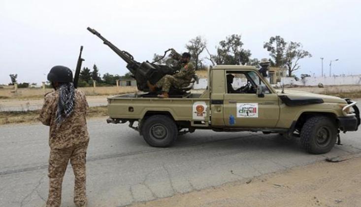 BM: Libya'ya Batılı Paralı Askerler Gönderildi