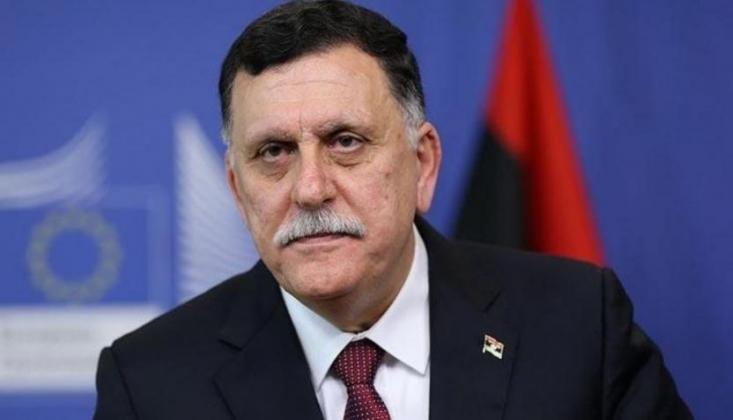 Libya UMH Başbakanı Serrac İstifa Edeceği Tarihi Açıkladı
