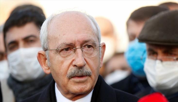 Vatandaş, Kılıçdaroğlu'na Dert Yandı