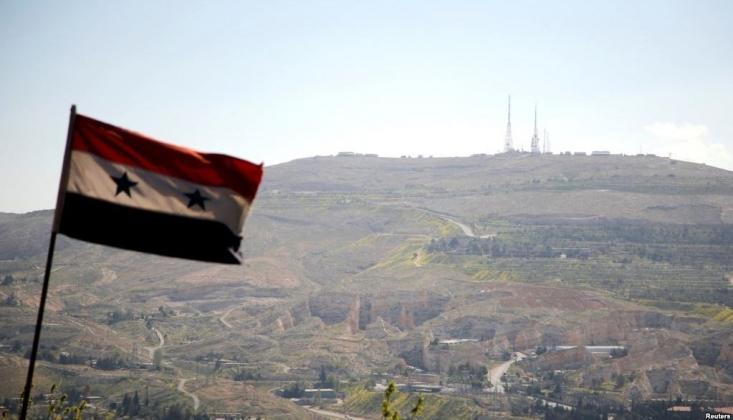 Suriye'den Kimyasal Saldırı İddialarına Cevap