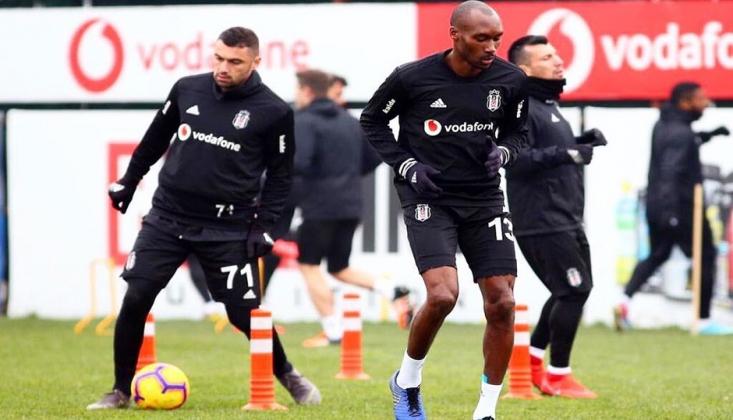 Beşiktaş'ta Derbi Hazırlığı