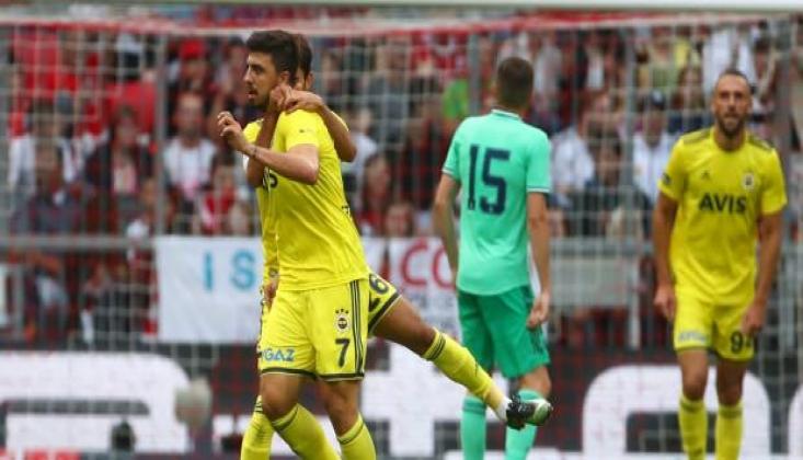 Real Madrid-Fenerbahçe Maçında 8 Gol