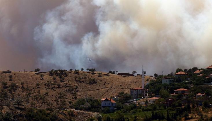 Yangınların Yüzde 90'ı İnsan Kaynaklı