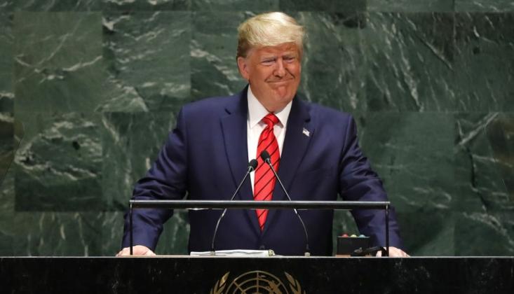 Trump BM Genel Kurulu'nda İran'ı Hedef Aldı