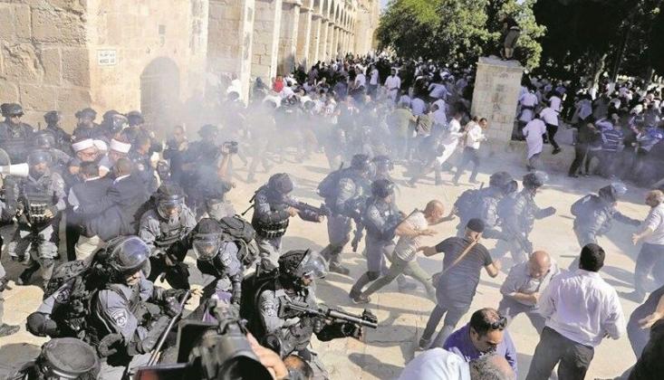 İran: Filistin Kurtuluncaya Dek Direniş Sürecek