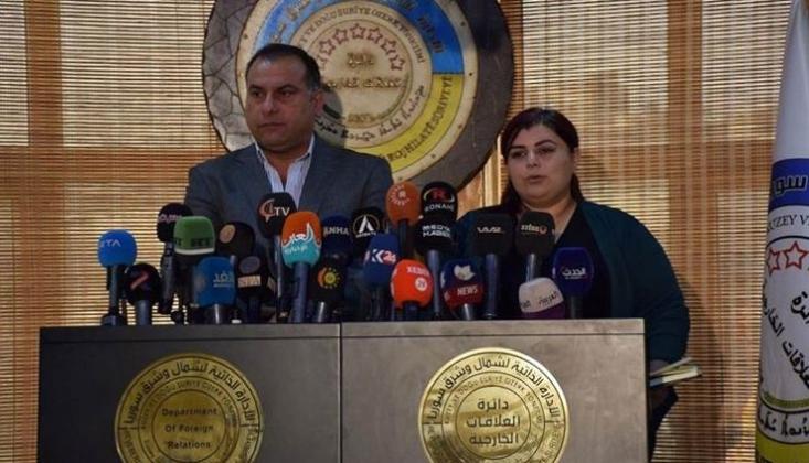 Kürtlerden Esad'a Çağrı