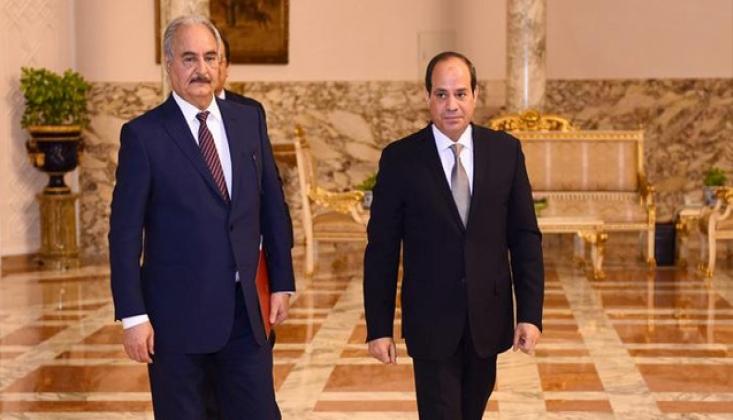 Mısır ile Libya Anlaştı
