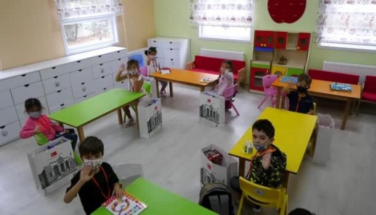 İstanbul'da 1. Sınıfa Kayıtlı Öğrencilerin Yüzde 74'ü Yüz yüze Eğitim Görüyor