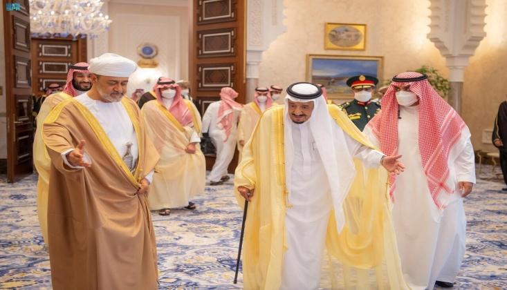 Suudi Arabistan ve Umman'dan İran Karşıtı Anlaşma