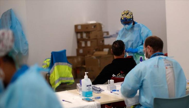 Dünya Genelinde Tedavisi Süren Koronavirüs Hastası Sayısı 9 Milyonu Aştı
