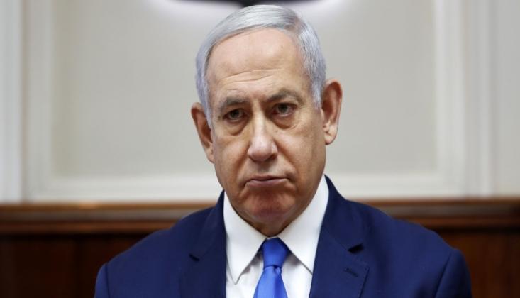Netanyahu: Ebu'l Ata Saatli Bir Bombaydı