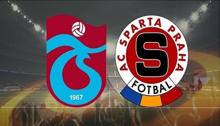 Trabzonspor - Sparta Prag Muhtemel 11'ler