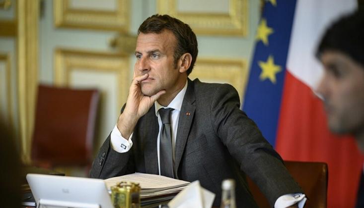 Fransa'nın Çelişkili Libya Vurgusu