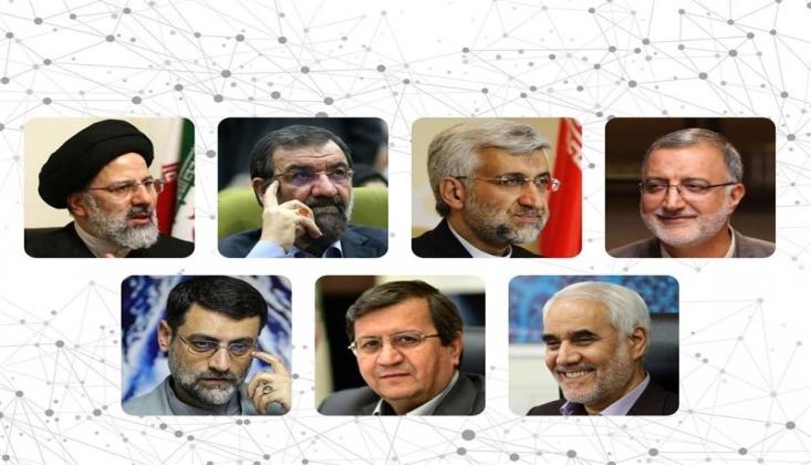 İran'da Cumhurbaşkanlığı Adaylığı Kabul Edilen İsimler Açıklandı