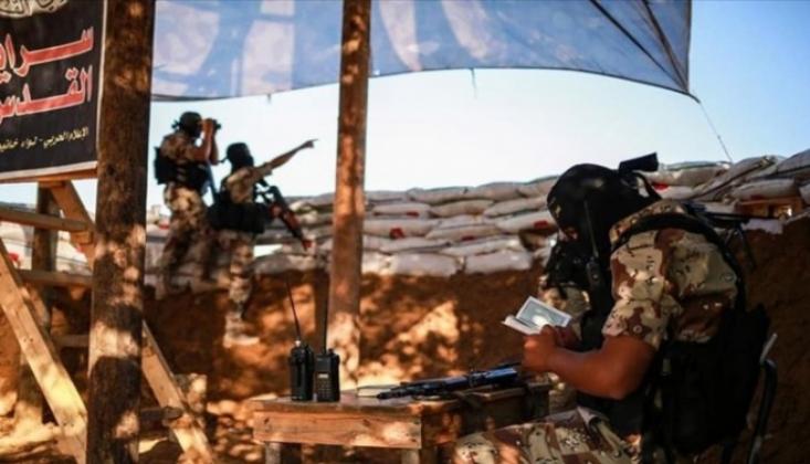 İslami Cihad'dan Saldırı Çağrısı