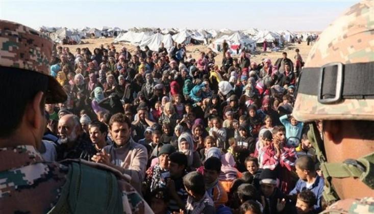 500'ü Aşkın Suriyeli Göçmen Lübnan'dan Döndü