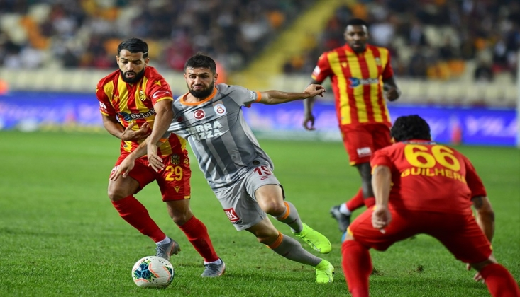 Galatasaray'dan Derbi Öncesi Kritik Kayıp!