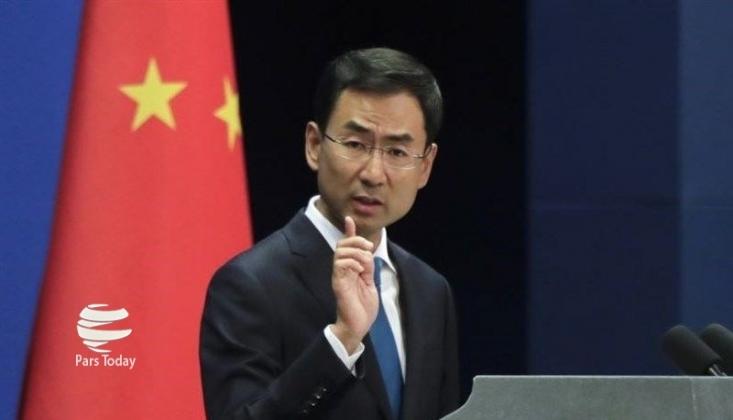 Çin ABD'nin İran'a Dayattığı Yaptırımları Kınadı