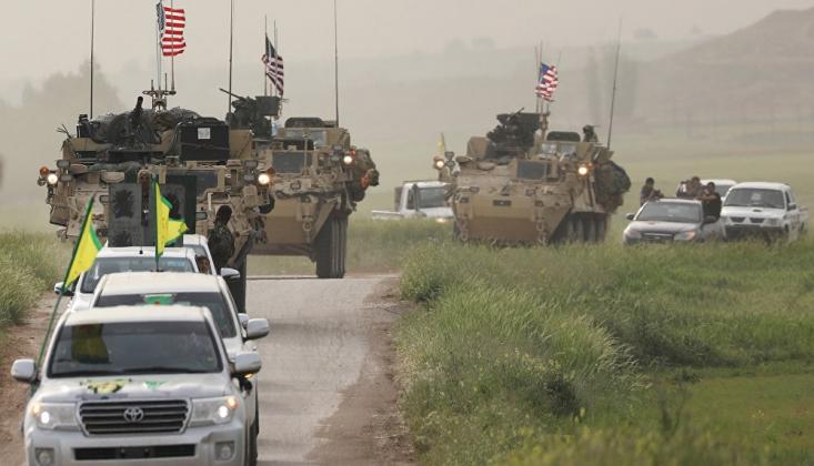 SANA: ABD, Irak Üzerinden DSG'ye Yüklü Miktarda Silah Ulaştırdı