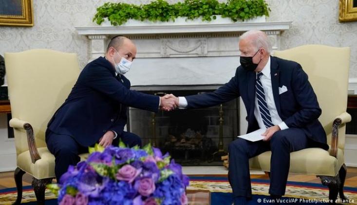 ABD ve İşgal Rejimi İsrail Biat Yeniledi