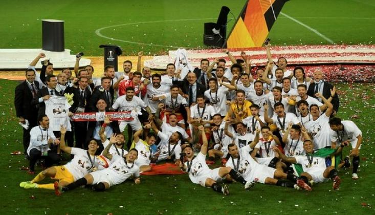 Sevilla UEFA Avrupa Ligi'nde 6'ncı Kez Kupa Kaldırdı