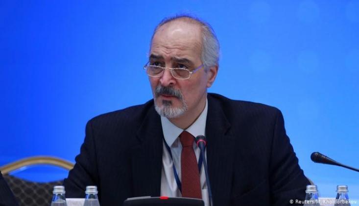 Suriye'den, Güvenlik Konseyi'nin ABD'nin İşgali Karşısındaki Sessizliğine Tepki