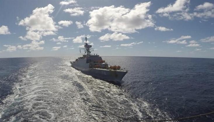İran Donanması ABD'yi Korkutuyor