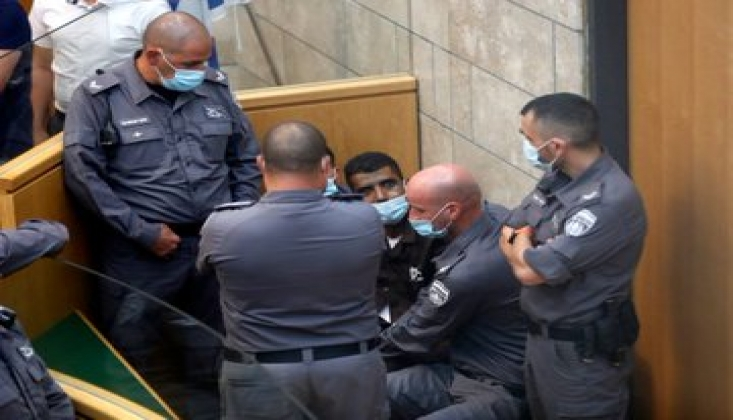 İşgal Rejimini Şoka Uğratan 4 Filistinli Direnişçi Mahkemede