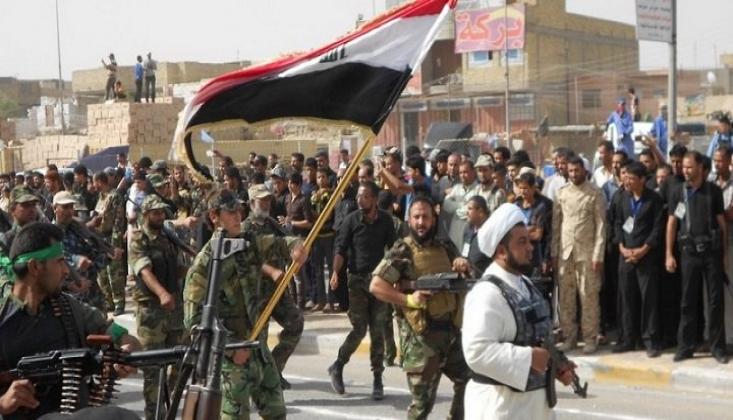 IŞİD'in Sözde 'Bağdat Valisi' Öldürüldü