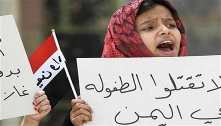 Yemenli Çocukların Öldürülmesinde BM, Suud Rejimiyle İşbirliği Yapıyor