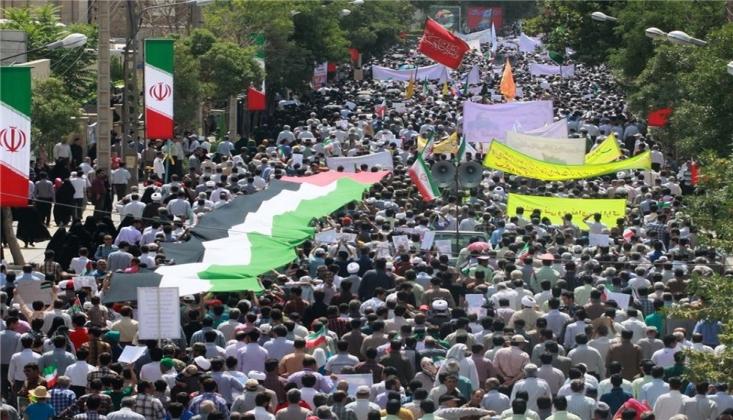 """İran Dışişleri Bakanlığı'ndan """"Dünya Kudüs Günü"""" Açıklaması"""