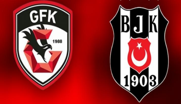 Beşiktaş - Gazişehir Muhtemel 11'ler