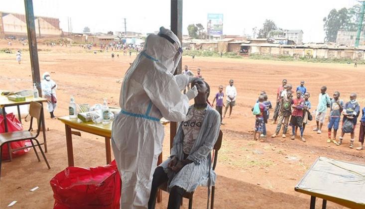 Kovid-19 Aşısında Küresel Dağıtım Eşitsizliği