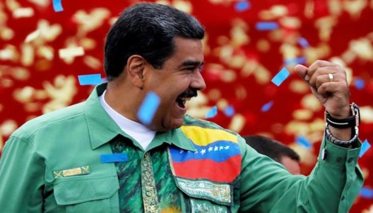Amerika ve Siyonist Rejim, Venezuela'dan Rahatsız