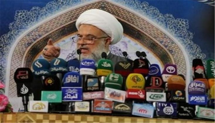 Ayetullah Sistani'den Uyarı: Yabancı Müdahaleye Kapı Açmayın
