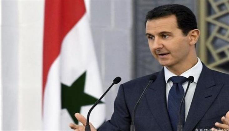 Beşar Esad: Mesajınız Düşmana Ulaştı