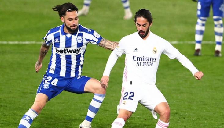 Real Madrid'e Evinde Şok Yenilgi!