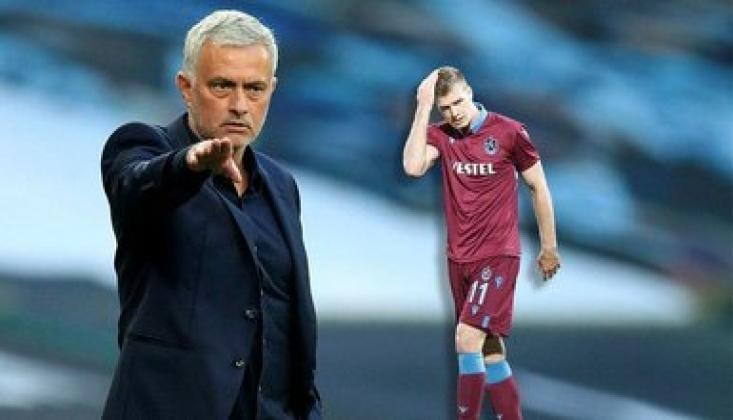 Jose Mourinho'dan Sörloth Açıklaması