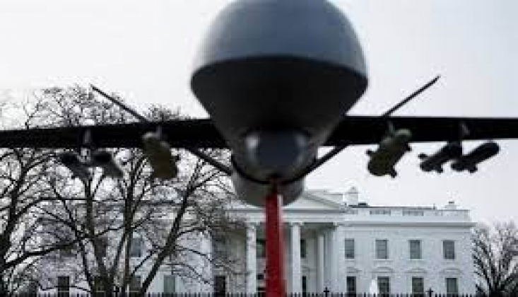 STK'lardan Biden'a Çağrı; Yasadışı Drone Saldırılarını Durdur