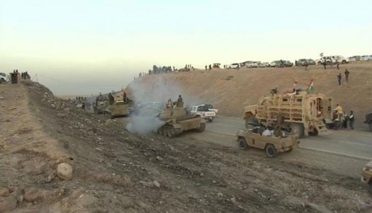 Haşdi Şabi Güçleri, Suriye Sınırında Operasyon Başlattı