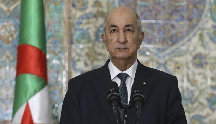 Cezayir'de Cumhurbaşkanı Ulusal Halk Meclisi'ni Feshetti