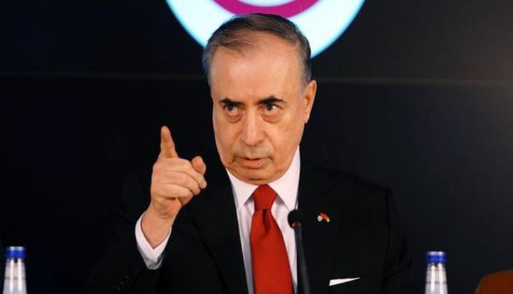 Galatasaray'da Söz Yine Başkan Mustafa Cengiz'de