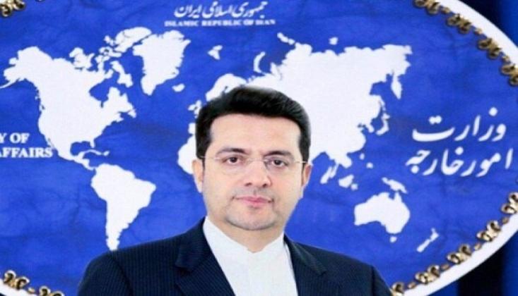 İran Petrol Tankeri Ülkemize Doğru Hareket Ediyor