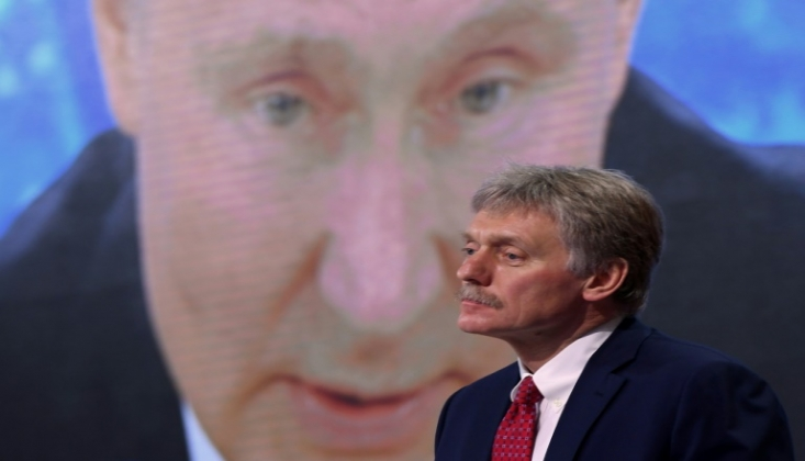 'Rusya Olması Gerektiği Yerde'