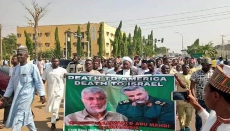 Nijerya Polisi Kasım Süleymani İçin Alarma Geçti