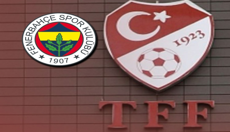 Kriz Büyüyor! TFF'den Fenerbahçe İstifası