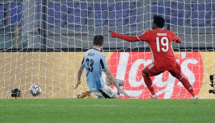 Bayern Münih, Lazio'yu 4 Golle Geçti!