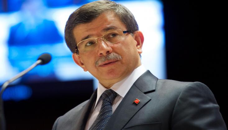 Davutoğlu: Erdoğan AKP'sinde Derin Mutsuzluk Var